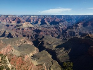 Powell Point Grand Canyon South Rim