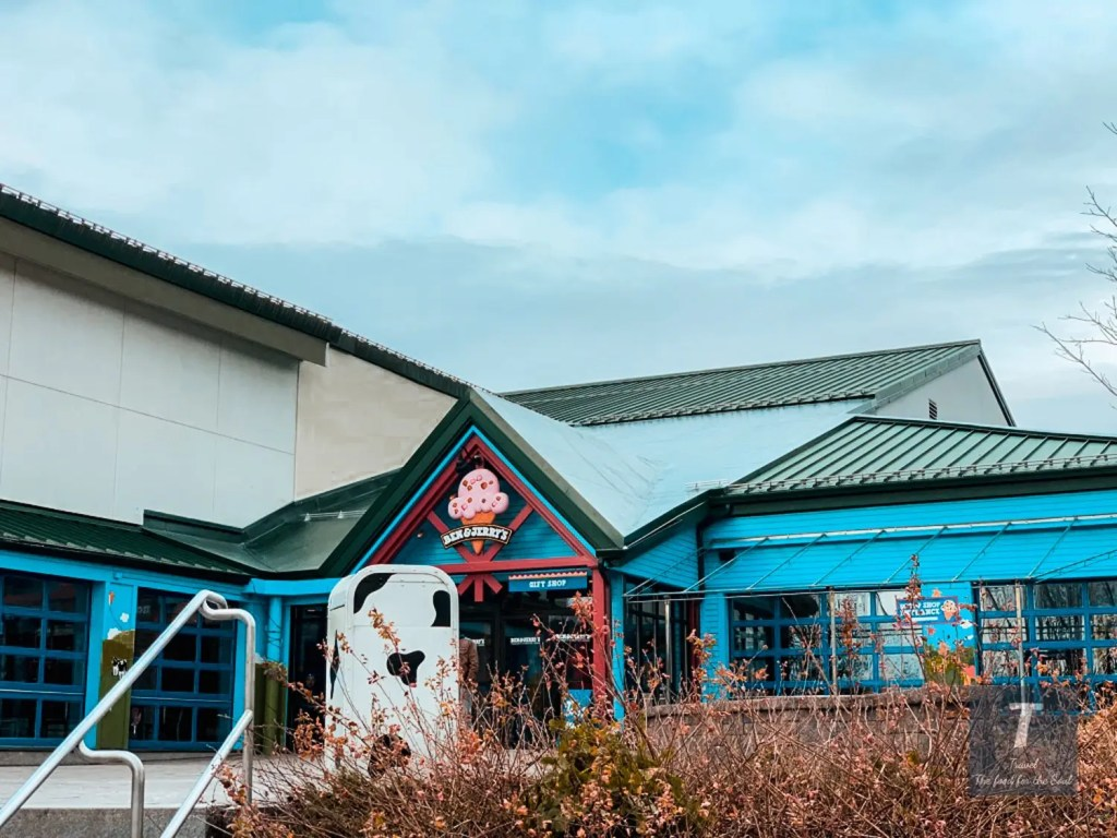 Ben & Jerry's Factory Tour | Vermont Travel Guide