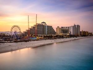 Daytona Beach Boardwalk Daytona Beach