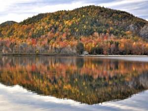 Echo Lake Franconia Notch State Park