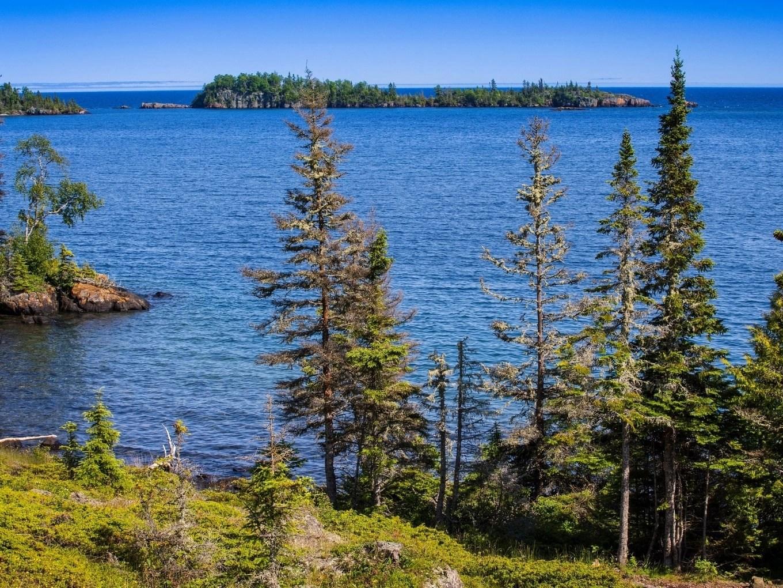 Isle Royale National Park   Upper Peninsula of Michigan