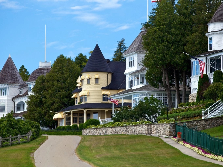 Lodging & Dining In Mackinac Island