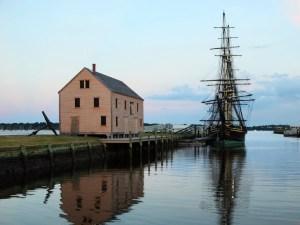 Salem Maritime National Historic Site