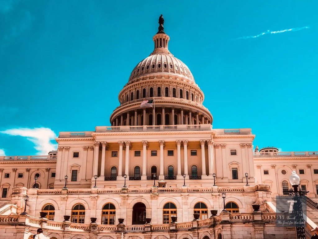 United States Capitol | Washington DC Travel Guide