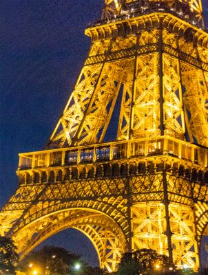 Eiffel Tower from the River Cruise