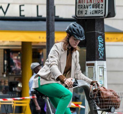 Paris Biker