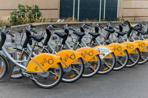 Bike Sharing in Brussels