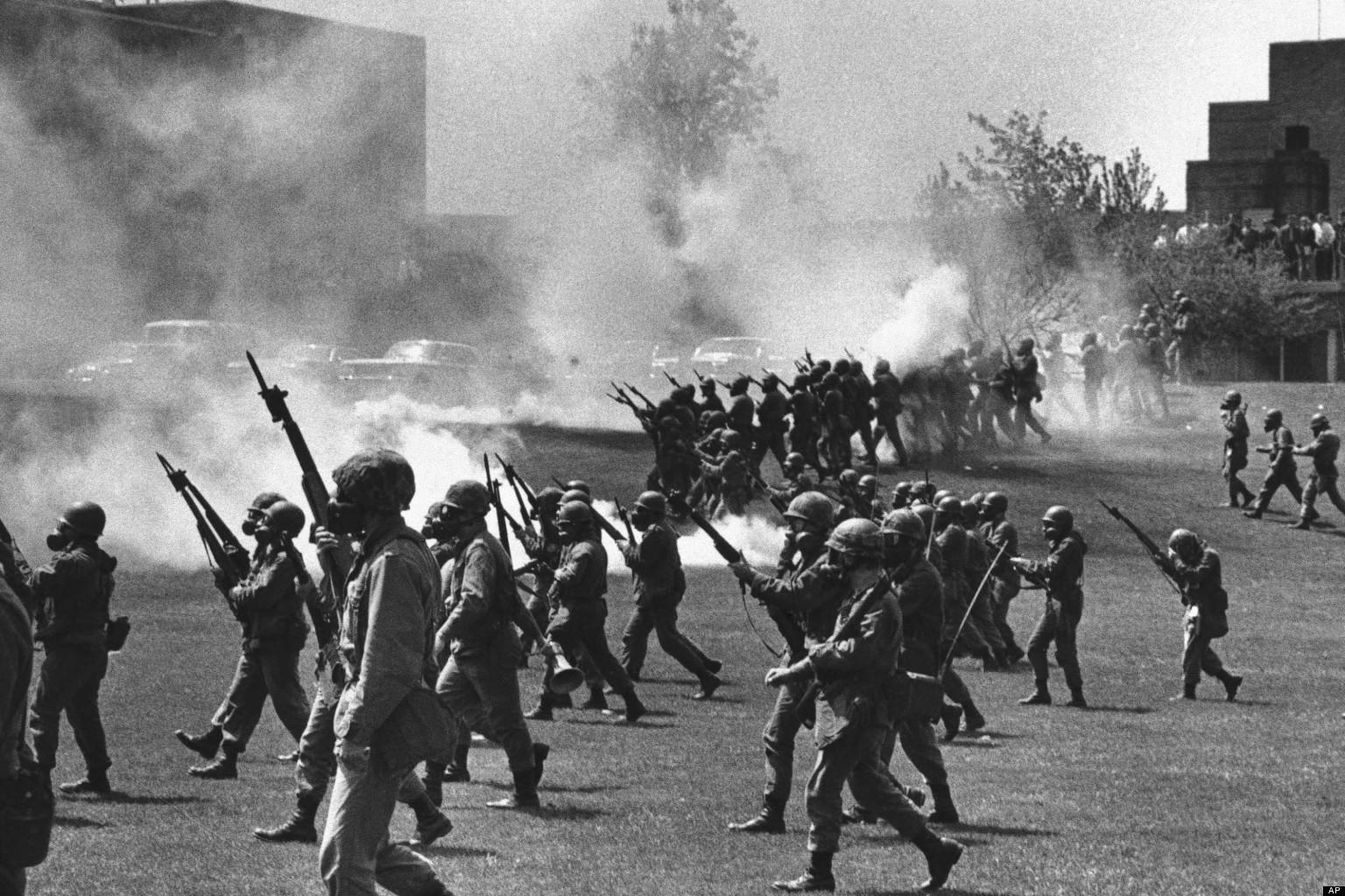 Image result for kent state massacre