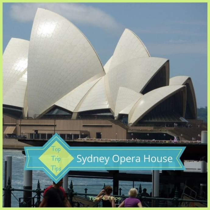 Travel tips to help plan your visit to Sydney Opera House