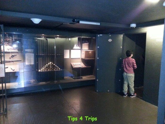 Walk through the original Perth Mint vaults during a Perth mint Tour