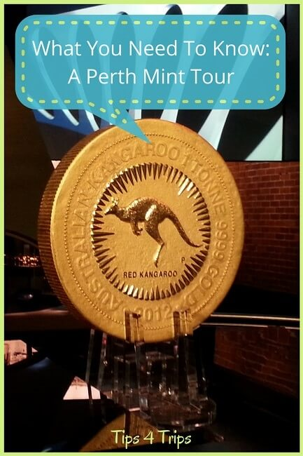 what you need to knwo during a Perth Mint Tour in Western Australia
