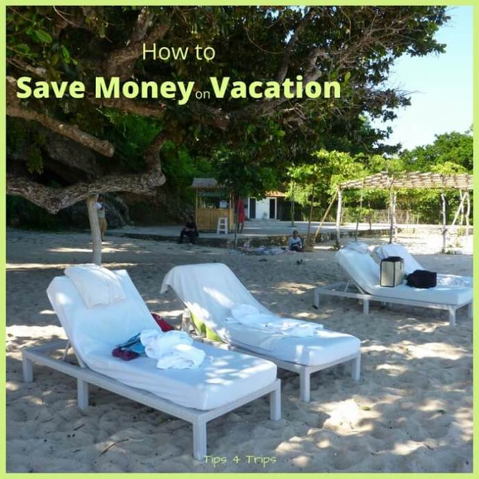 Travel tips on how to save money on holiday. These frugal travle tips will help you cut cost while on vacation.