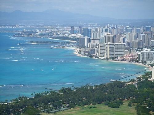 Waikiki - Hawaii