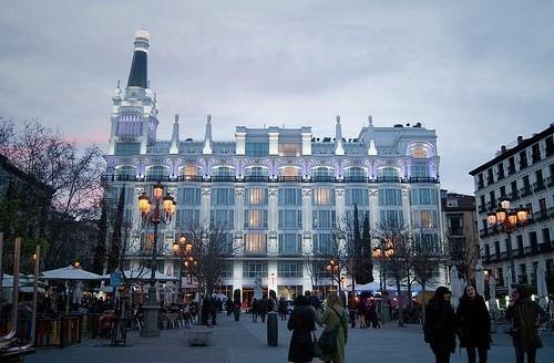 Plaza de Santa Ana - Madrid