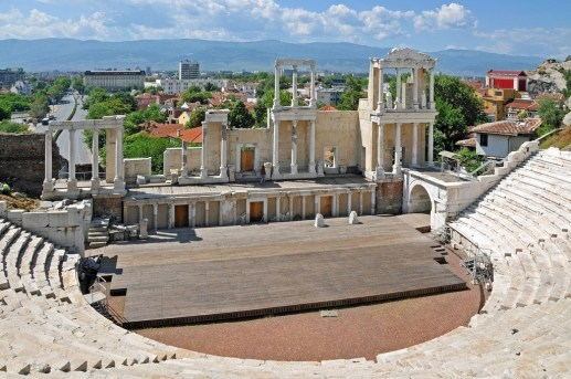 Ancient Roman Theater