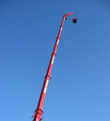 80m crane jump