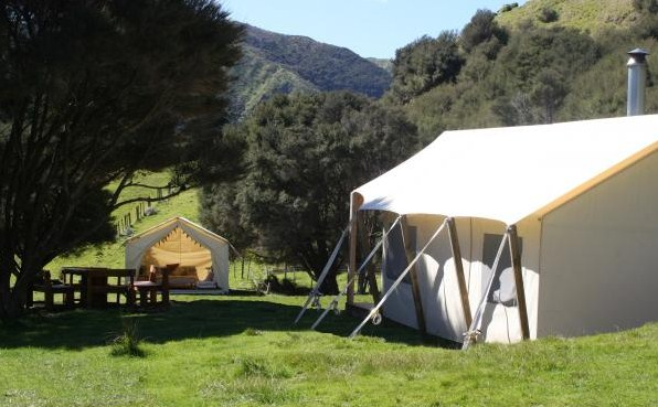 canopy camping