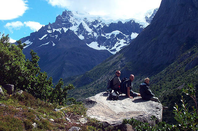 Torres Del Paine west hike