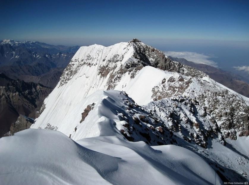 aconcagua ice