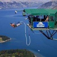 Best Bungee Jumping Spots In California