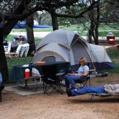 Texas' Wonderful Camping Sites