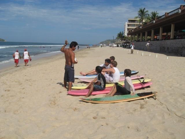 Mazatlan surf camp