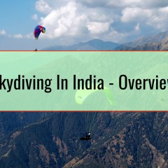 Skydiving In India – Overview