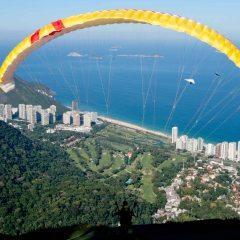How's Paragliding In Rio De Janeiro like?