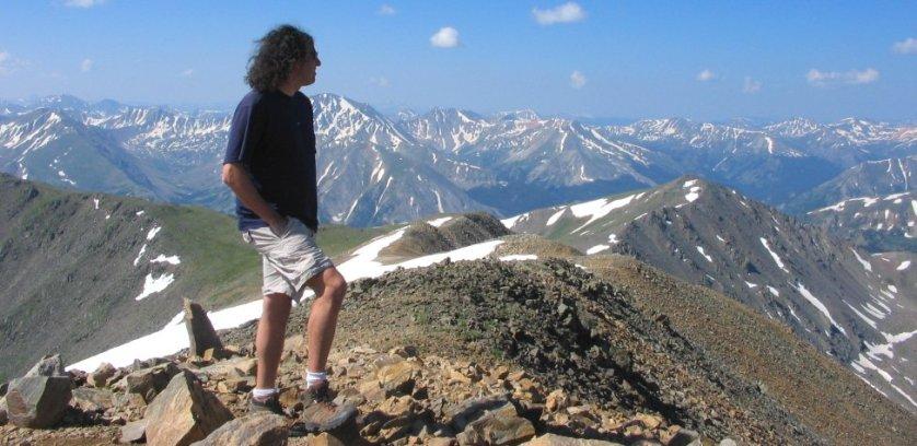 mount elbert hiking 3