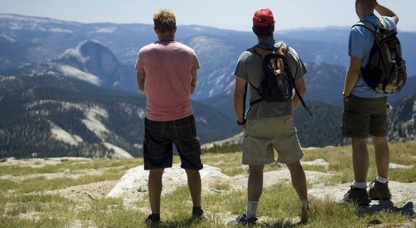 Yosemite Camping Adventure