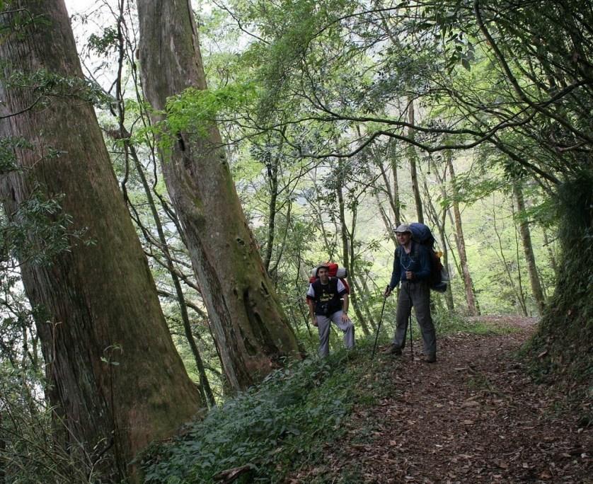 Beidawushan Trail