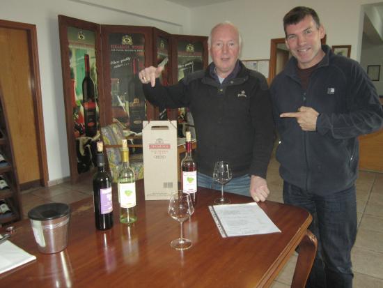 paphos wine
