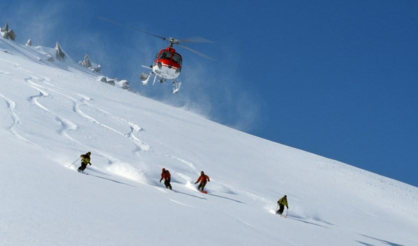 Heli-Skiing – Alaska