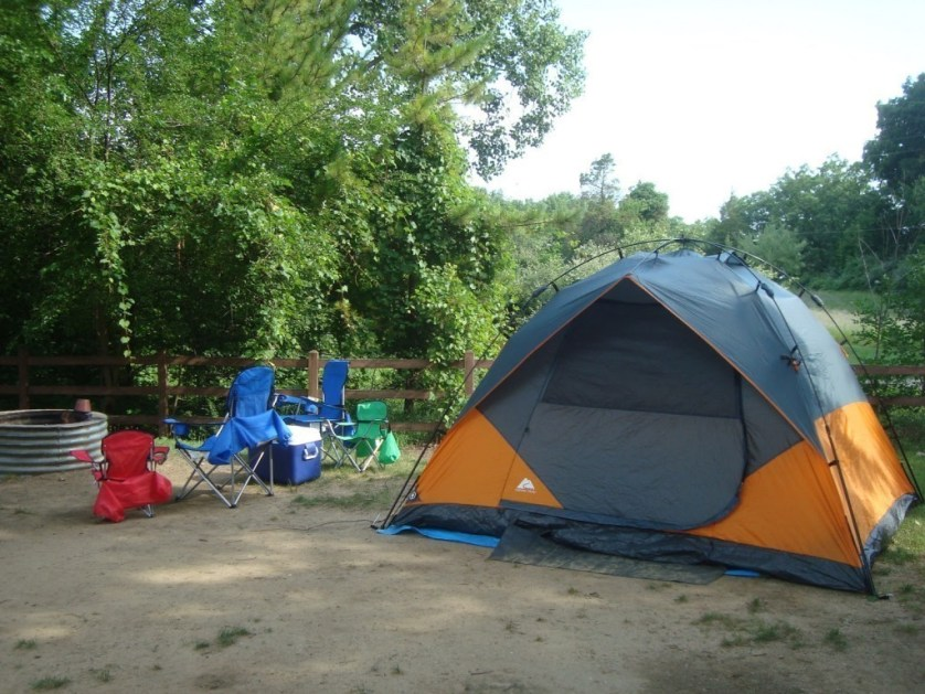camping sites
