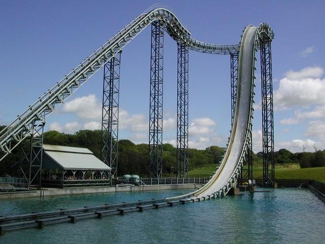 Oakwood Theme Park – Pembrokeshire
