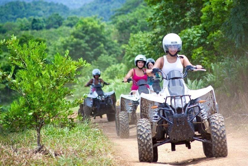 Sandy Bay ATV Off-Road Adventure