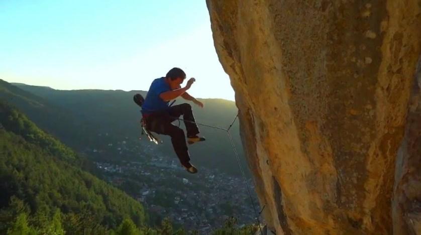 rock climbing brasov