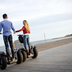 Segway Tours In Barcelona,Spain
