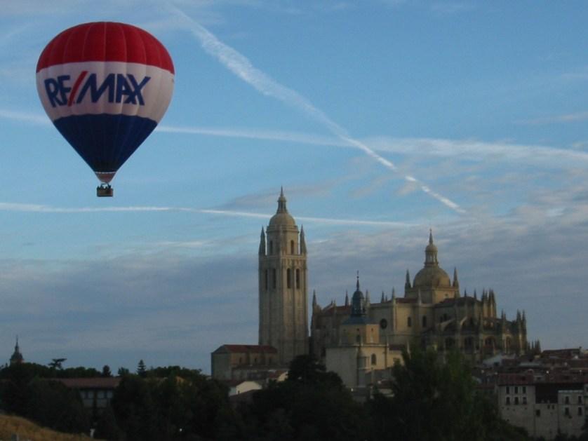 Hot Air Balloon Ride Over Segovia Or Toledo
