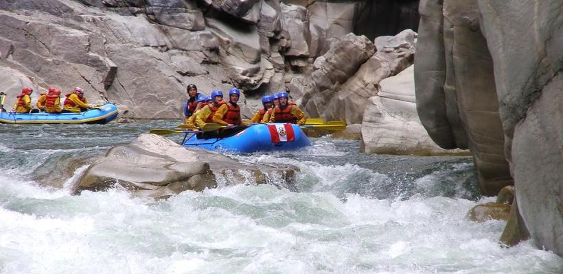 Rio Apurimac – Peru