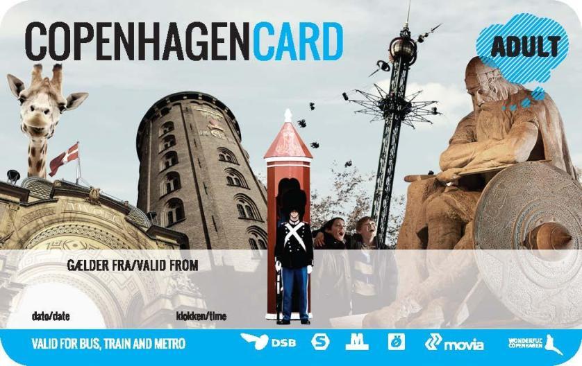 The Copenhagen Card