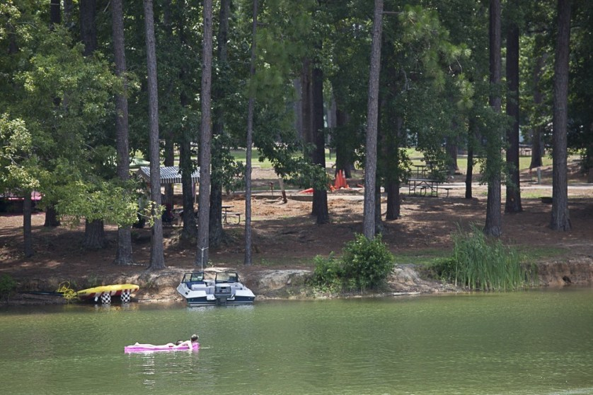 Wind Creek State Park Alabama