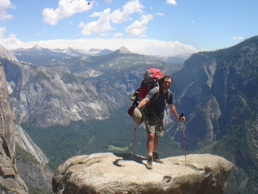 Yosemite National Park Ice Climbing