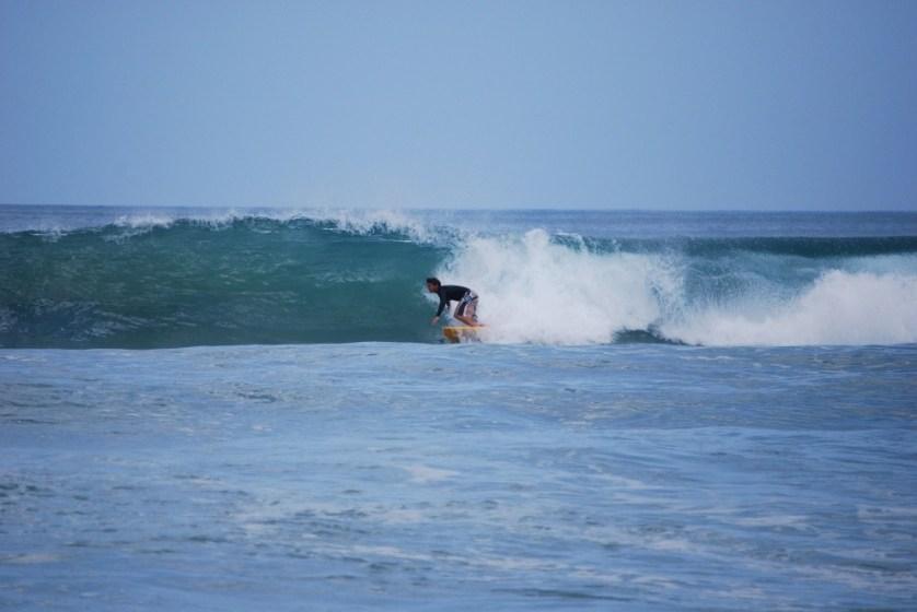 Walton Rocks Surfing