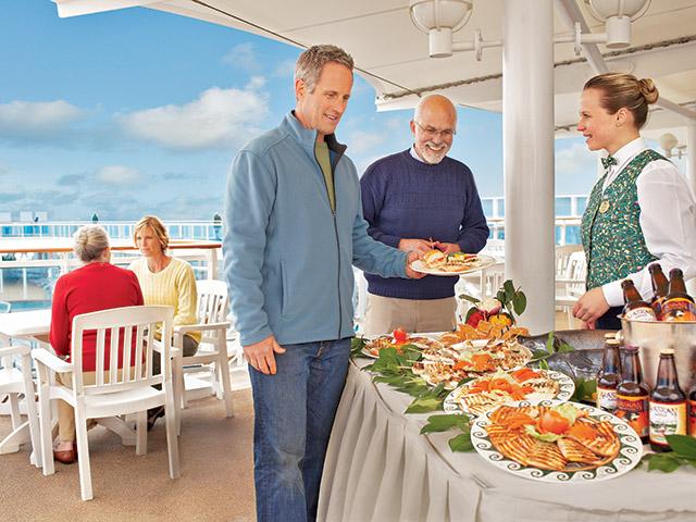 Best Alaska Cruises For Cuisine