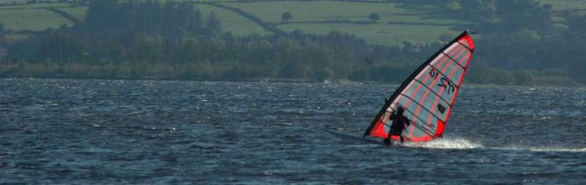 Blessington Lakes Windsurfing