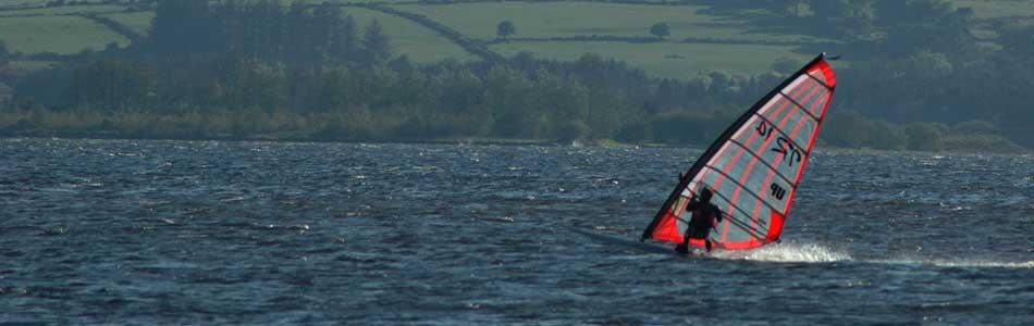 Blessington Lakes Windsurfing