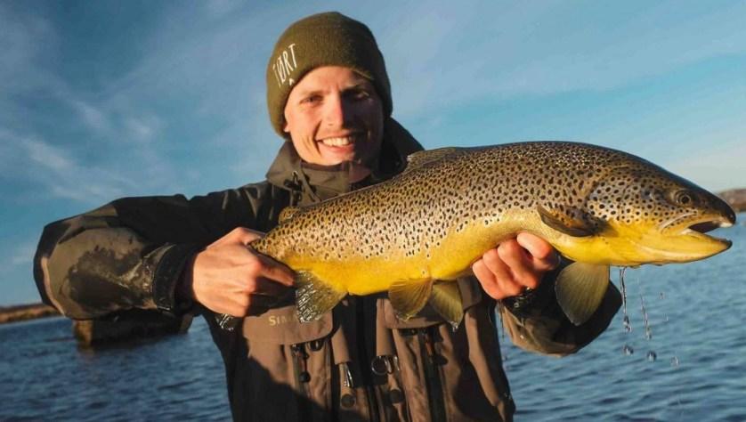 Freshwater Fishing iceland