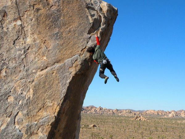Rock Climbing In Joshua Tree National Park California Usa Travel Tips