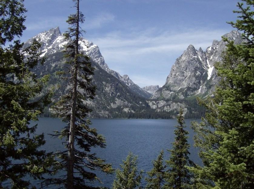Grand Teton Campgrounds